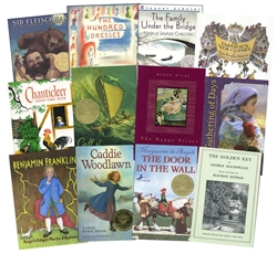 Teaching Character through Literature - Intermediate Literature Package