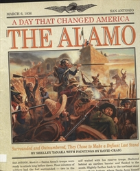 Day That Changed America: The Alamo