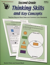 Second Grade Thinking Skills & Key Concepts