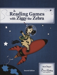 Reading Games with Ziggy the Zebra