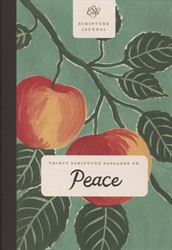 ESV Scripture Journal - Peace