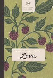 ESV Scripture Journal - Love