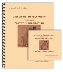 Linguistic Development Through Poetry Memorization