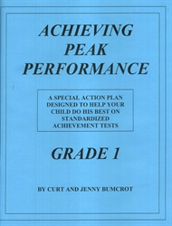 Achieving Peak Performance Grade 1 - Action Plan