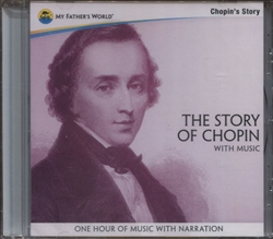 Story of Chopin with Music - CD