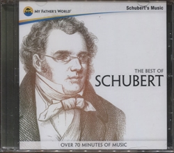 Best of Schubert  - CD