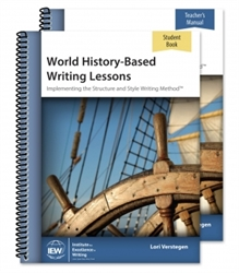 World History-Based Writing Lessons - Teacher/Student Combo