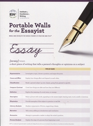 Portable Wall for the Essayist