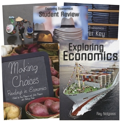 Exploring Economics - Full Set
