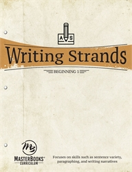 Writing Strands Beginning 1