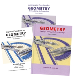 Harold Jacobs Geometry - Book Set