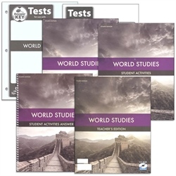BJU - American Government Student Tests - 3rd Ed