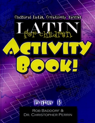 Latin for Children Primer B - Activity Book (old)