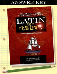 Latin for Children Primer C - Answer Key