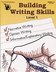 Building Writing Skills Level 1