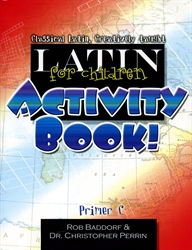 Latin for Children Primer C - Activity Book