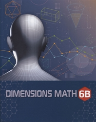 Dimensions Math 6B - Textbook