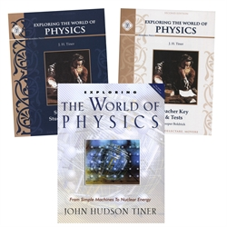 Exploring the World of Physics - Set
