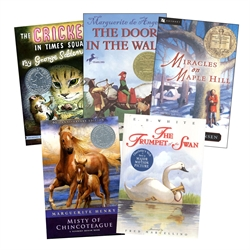 Ready Readers Elementary Literature - Book Bundle