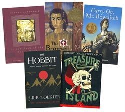 Ready Readers Middle School - Book Bundle
