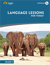 Language Lessons for Today Grade 5