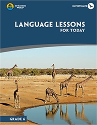 Language Lessons for Today Grade 6