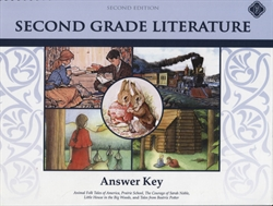 Second Grade Literature - MP Answer Key
