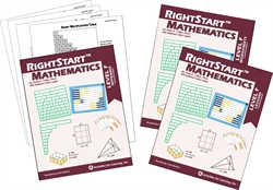 RightStart Mathematics Level F - Book Bundle