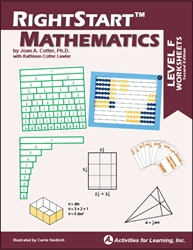 RightStart Mathematics Level F - Worksheets