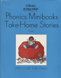 Phonics Minibooks Take-Home Stories, Grade 1