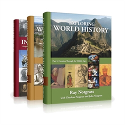 Exploring World History - Curriculum Package