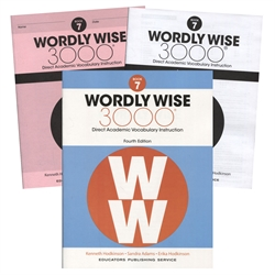 Wordly Wise 3000 Book 7 - Set