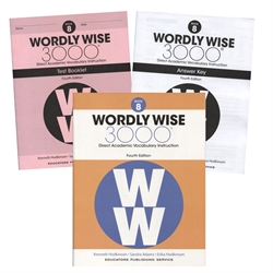 Wordly Wise 3000 Book 8 - Set
