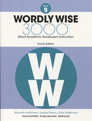 Wordly Wise 3000 Book 9
