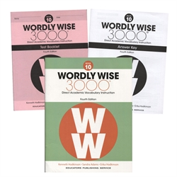 Wordly Wise 3000 Book 10 - Set