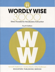 Wordly Wise 3000 Book 11