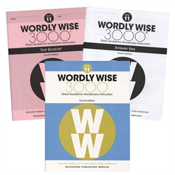 Wordly Wise 3000 Book 11 - Set