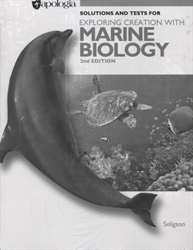 Exploring Creation With Marine Biology - Solutions and Tests