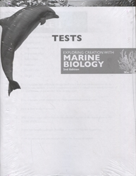 Exploring Creation With Marine Biology - Extra Tests