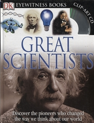 DK Eyewitness: Great Scientists