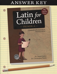 Latin for Children Primer A - Answer Key