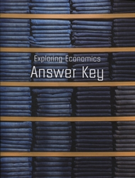 Exploring Economics - Answer Key