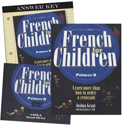 French for Children Primer B - Set