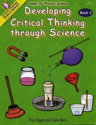 Developing Critical Thinking through Science - Book 2
