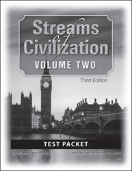 Streams of Civilization Volume Two - Tests