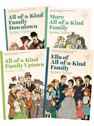 All-of-a-Kind Family Sequels Bundle