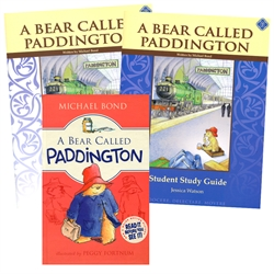 Bear Called Paddington - Memoria Press Literature Set