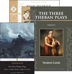 Three Theban Plays - MP Literature Package