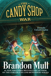 Candy Shop War: Arcade Catastrophe