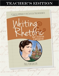 Writing & Rhetoric Book 9 - Teacher's Edition